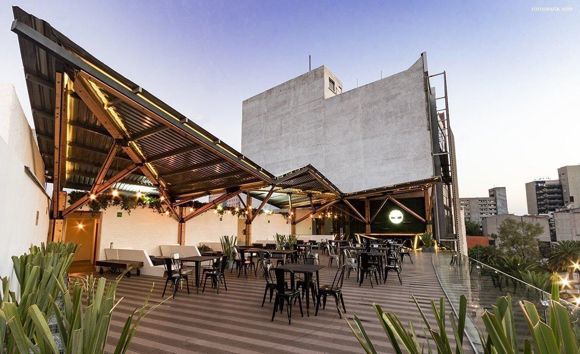 Homework en Mexico DF - Terraza Timberland