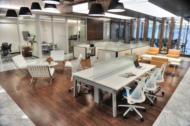 Espacios de coworking en IOS Offices Conesa, Ciudad de México.
