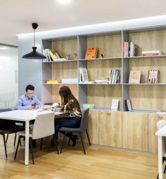 espacios flexibles en Spaces Atocha