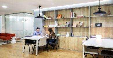 espacios flexibles en Spaces Atocha