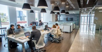 IOS Offices Condesa en Ciudad de México 23