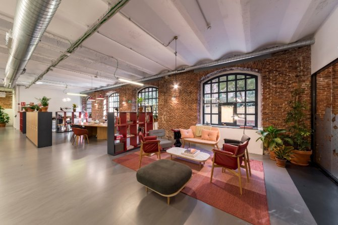 Coworking Spaces Atocha en Madrid